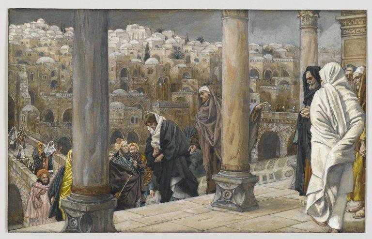 Greeks seek Jesus