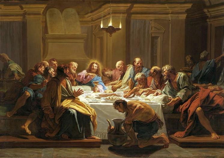 Jouvenet_Last_Supper