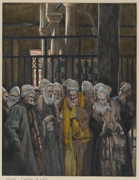 Pharisees Plot