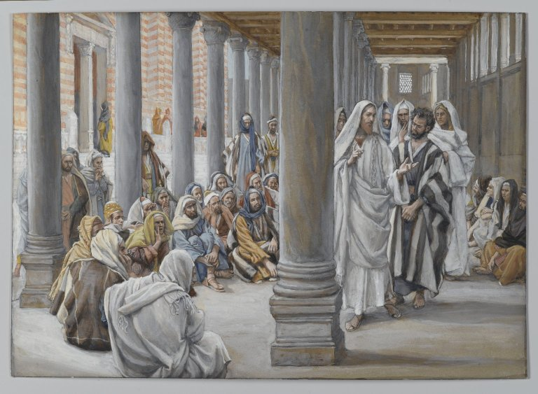 Teaching in the Temple 2