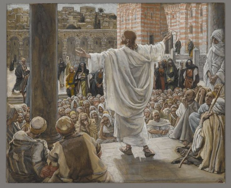 Teaching in the Temple 3